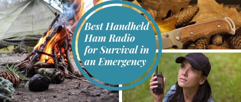 Best Handheld Ham Radio for Survival in an Emergency - Comparily com